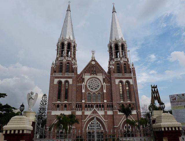 Кафедральный собор Сент-Мэри