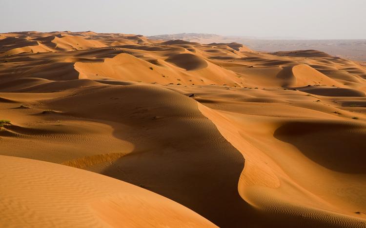 Пустыня Вахиба Сэндс