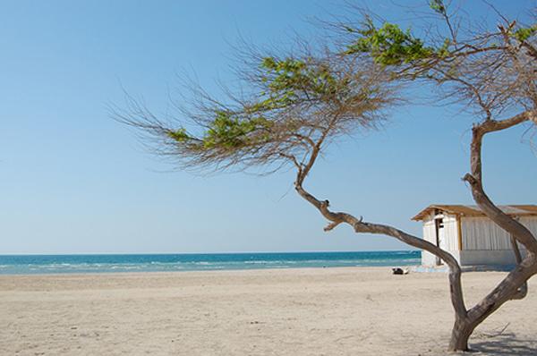 Пляж Al Zallaq
