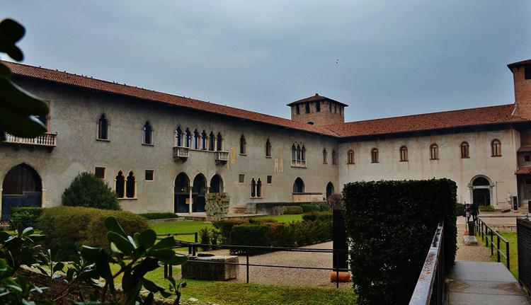 Замок Веккио