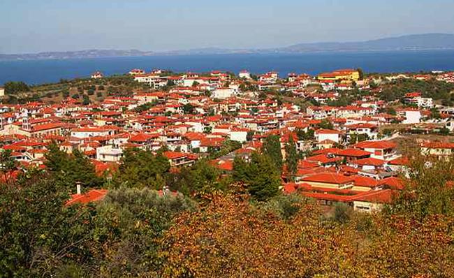 Поселок Агиос Николаос