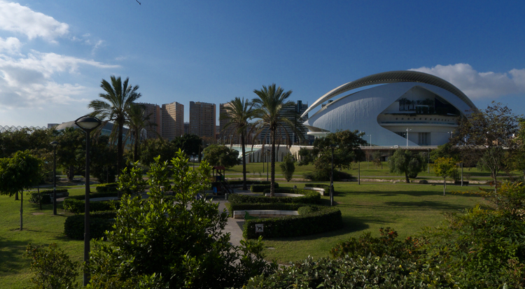 Турийские сады Валенсии