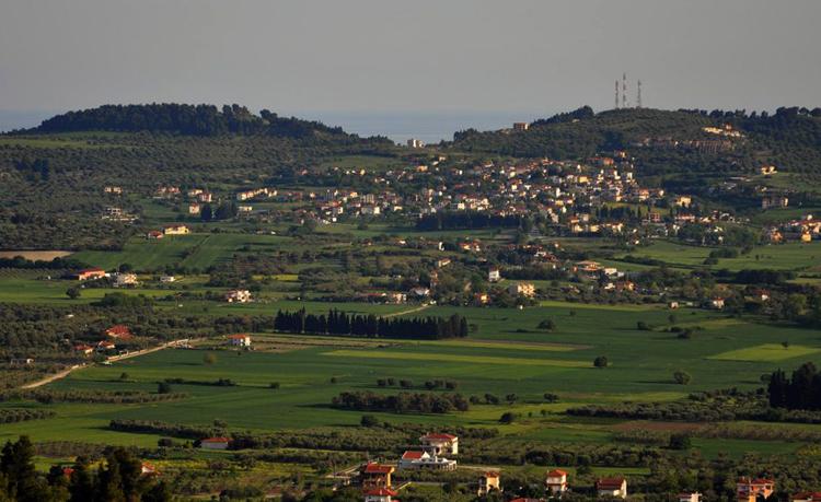 Поселок Каландра