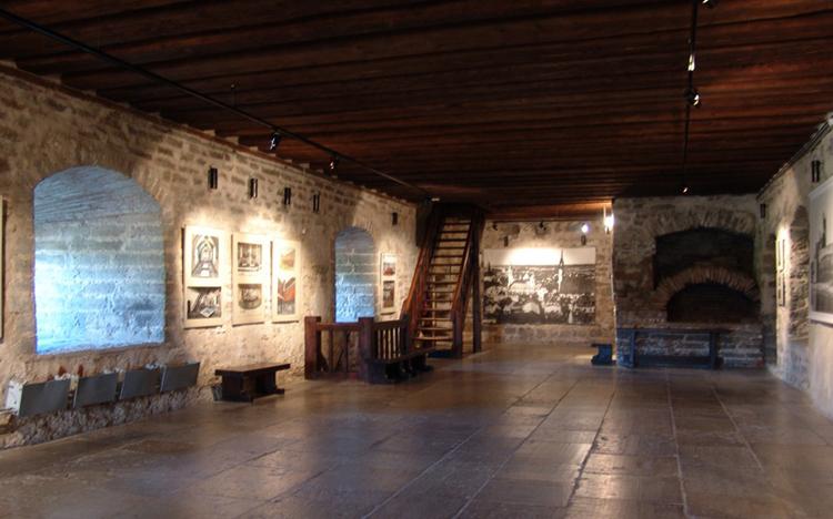 Музейный комплекс замка