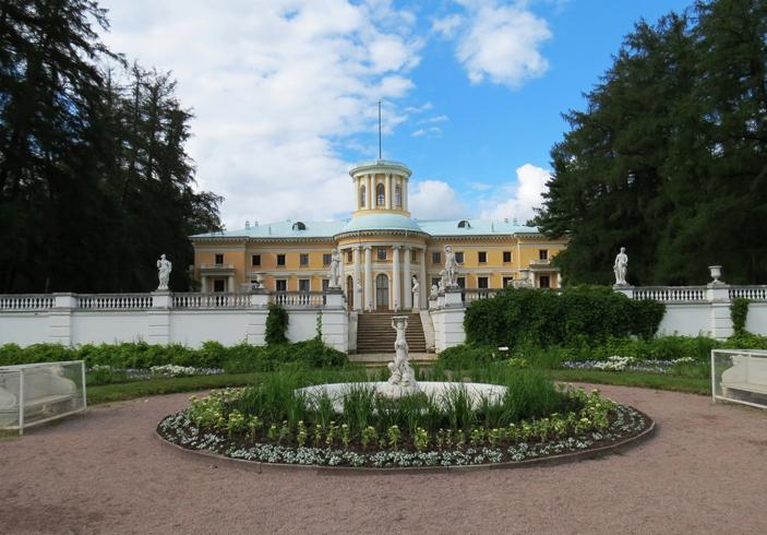 Музей – усадьба Архангельское