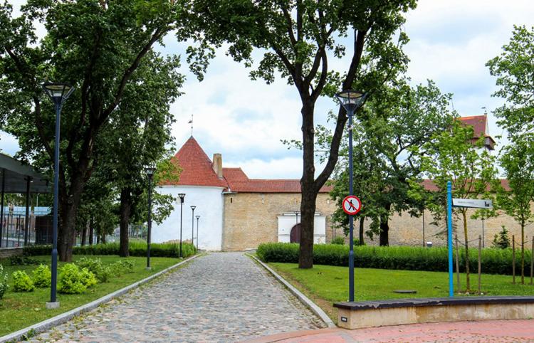 Замковый парк