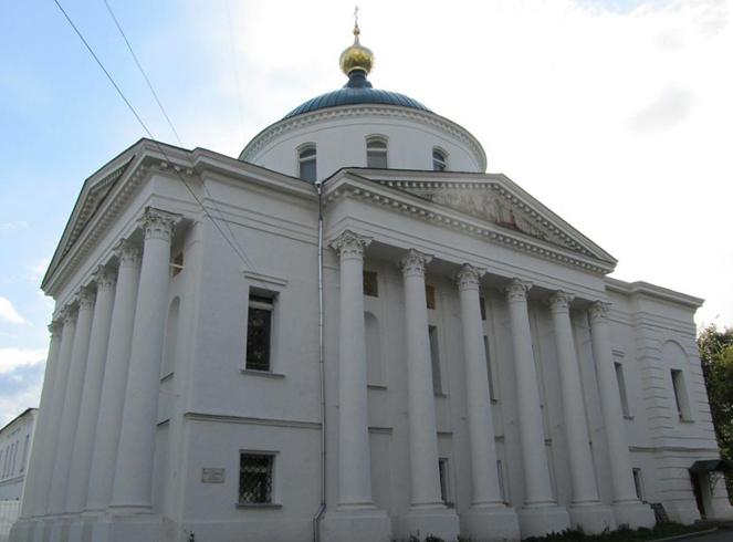 Ильинско - Тихоновская церковь