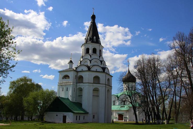 Распятская церковь-колокольня