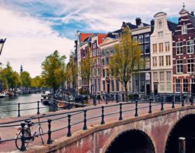 Главные достопримечательности Амстердама
