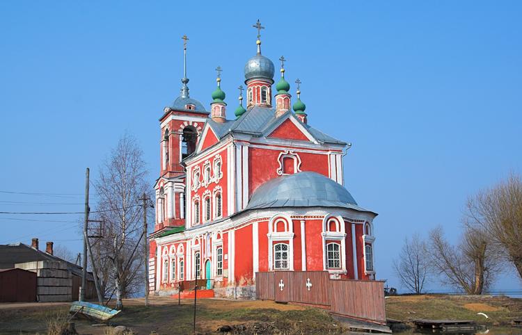 Церковь Сорокосвятская