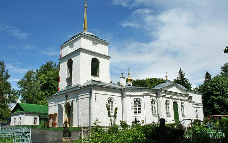 Церковь имени Митрофана Воронежского