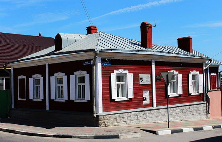 Дом-музей Н.Т. Хренникова