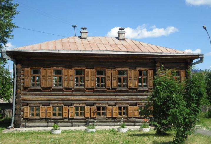 Дом Худояровых