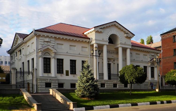 Дом купца Селиванова
