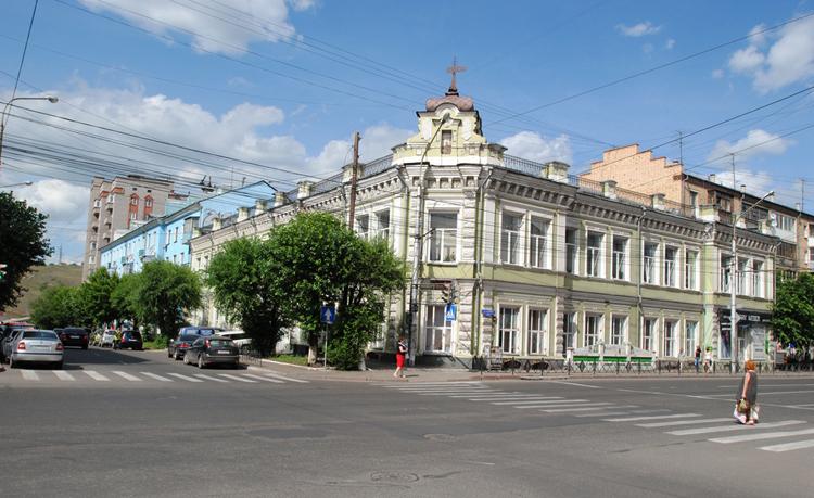 Гостиница «Новая Россия»