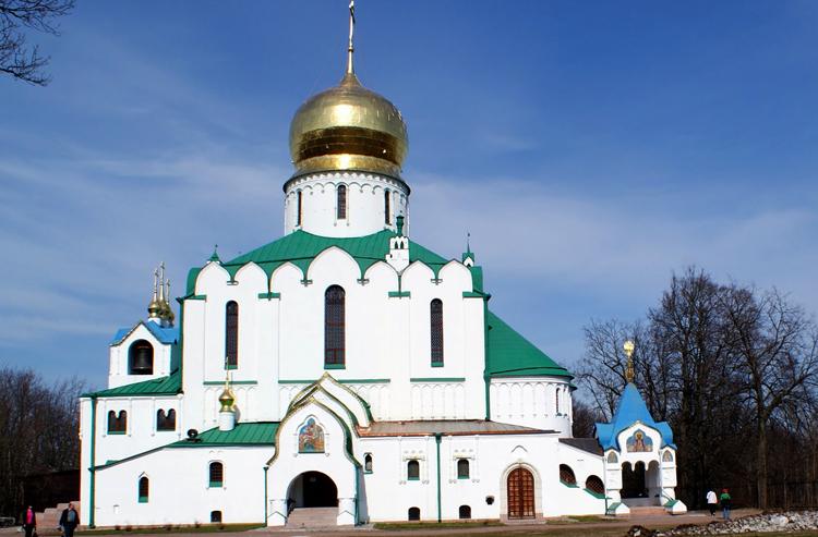 Федоровский собор