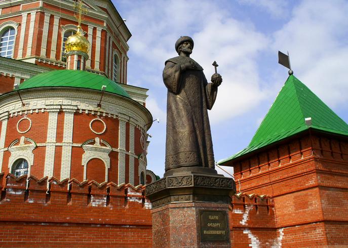 Памятник Федору Иоанновичу