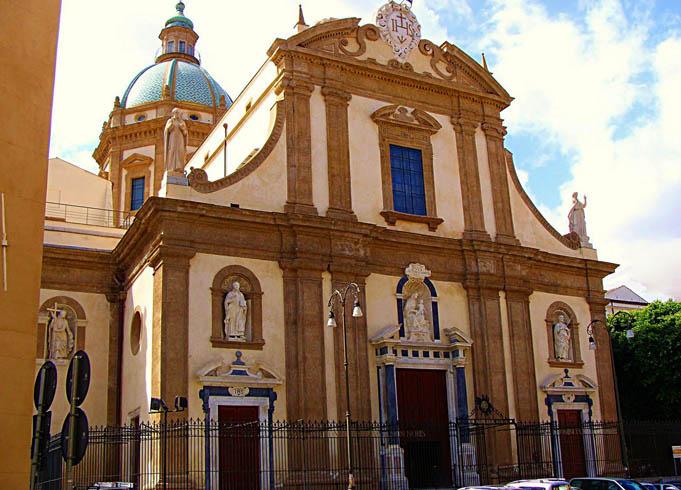 Церковь Иисуса в Палермо