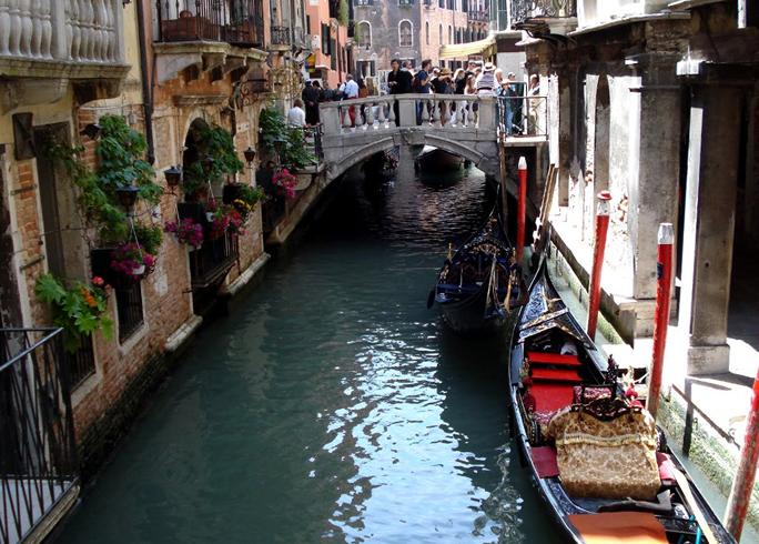 Венецианские каналы