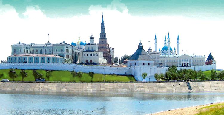 Музейный комплекс Казанский кремль