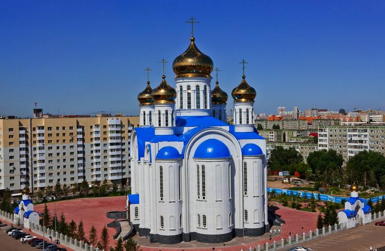 Кафедральный Успенский собор