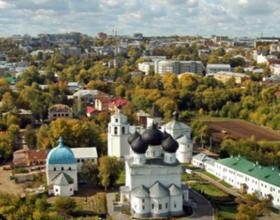Основные достопримечательности Кировской области