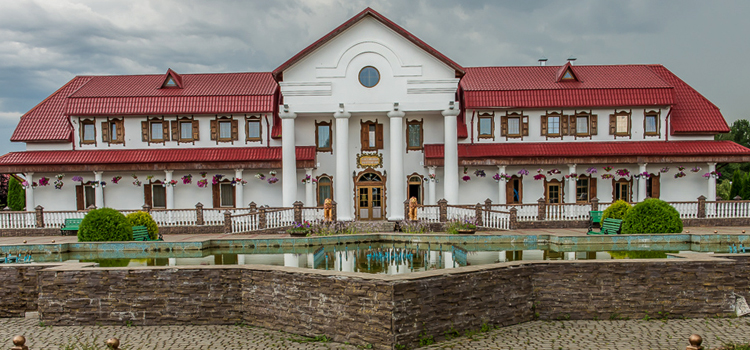 Гостиничный комплекс «Корчма»