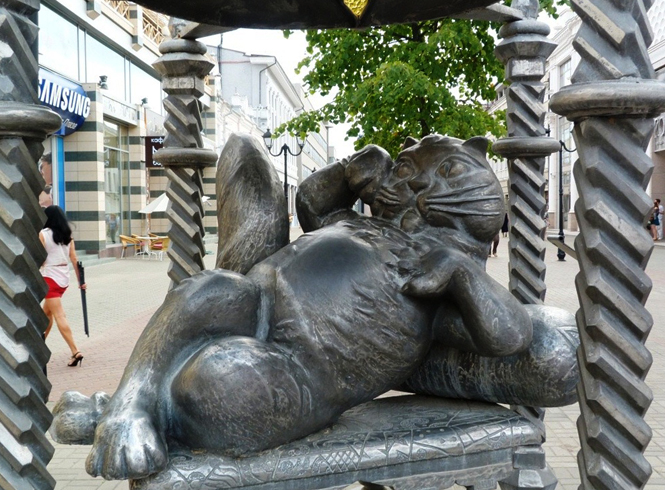 Казанский кот