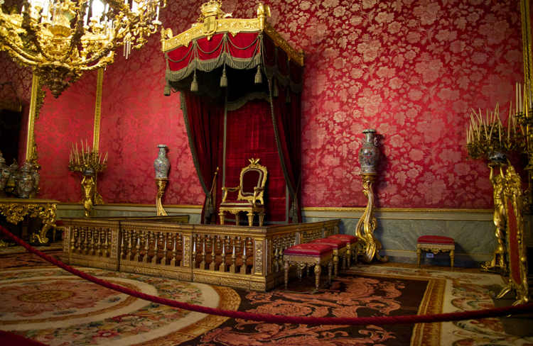 Внутри Палаццо Питти