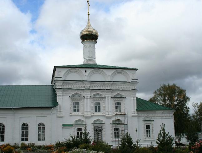 Свято-Преображенский женский монастырь