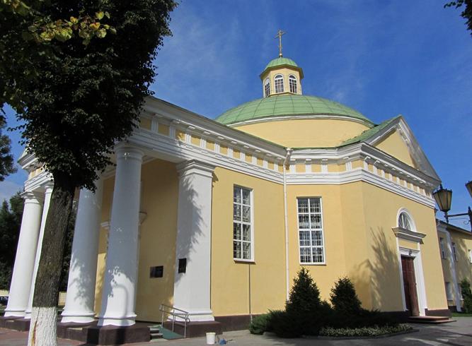 Комплекс зданий монастыря пиаров