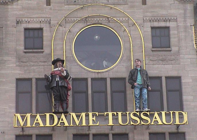 Музей восковых фигур мадам Тюссо