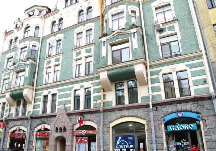 Дом Маркелова