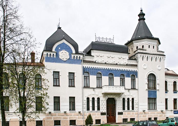 Музей П.В. Масленникова