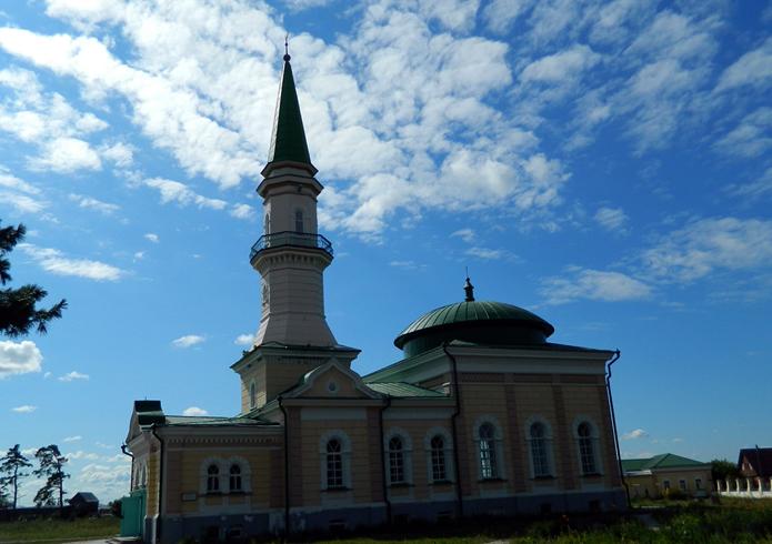 Мечеть Нигматуллы Хаджи