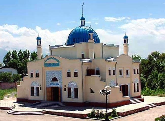 Мечеть общины Султан Корган