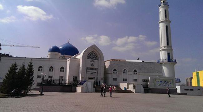 Мечеть Садуакас кажы Гылмани