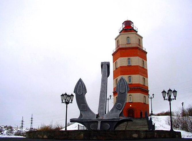 Мемориал, посвященный морякам, погибшим в мирное время