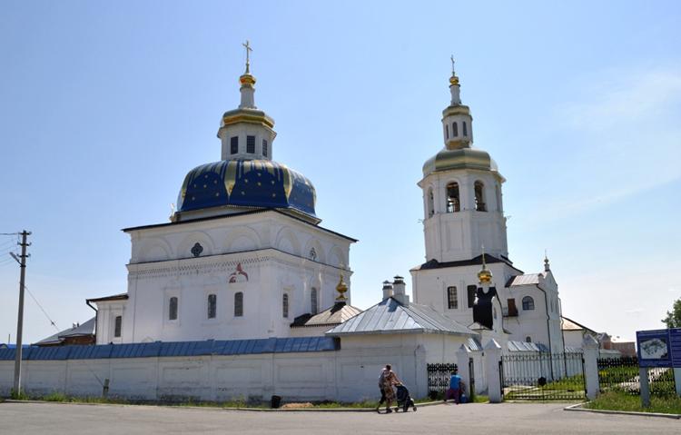 Абалакский Знаменский мужской монастырь