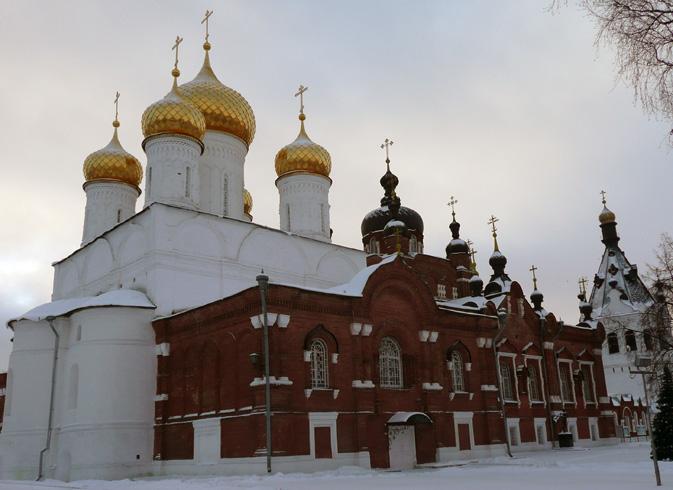 Богоявленско-Анастасиин женский монастырь