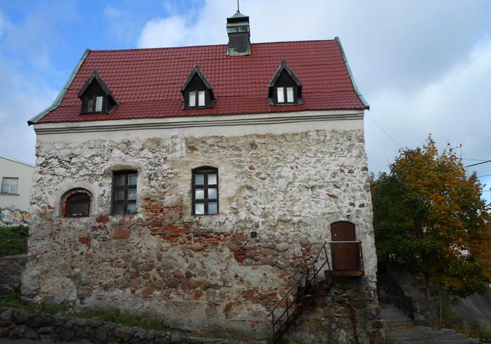 Дом-усадьба Бюргера
