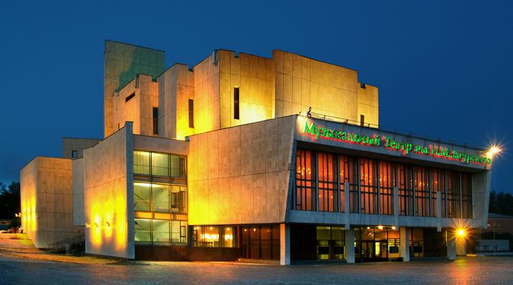 Музыкальный театр для души и отдыха