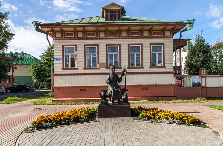 Музейный комплекс «Усадьба М.Т.Куницыной»