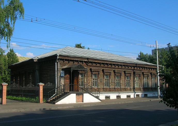 Музей Мейерхольда
