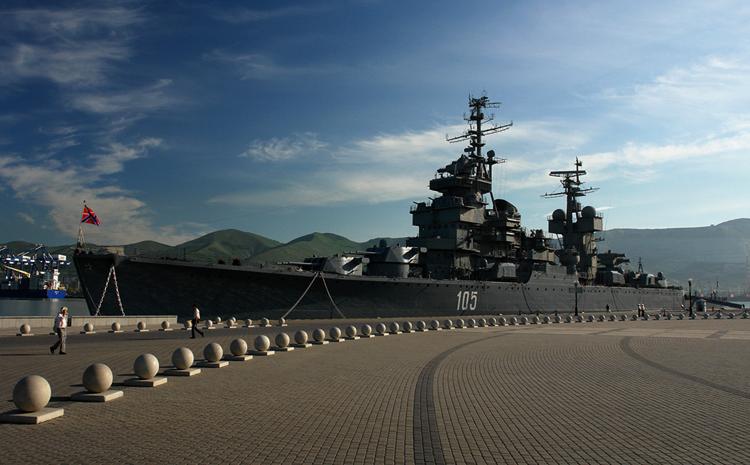 Музей-крейсер «Михаил Кутузов»