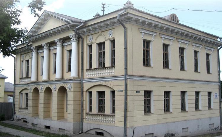 Музей быта и ремесел горнозаводского населения Урала