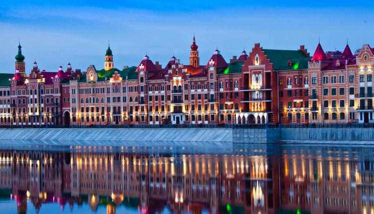 Набережная Брюгге