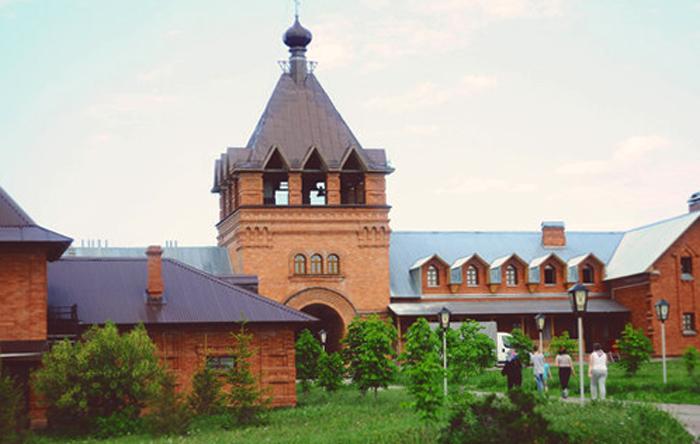 Женский монастырь Михаила Архангела