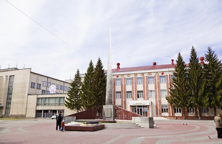 Мемориал погибшим в Великой Отечественной войне 1941—1945 годов