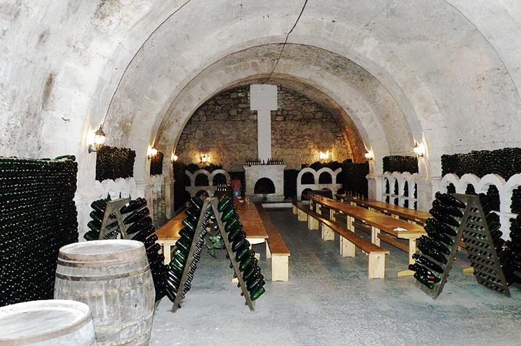 Музей виноделия и шампанских вин